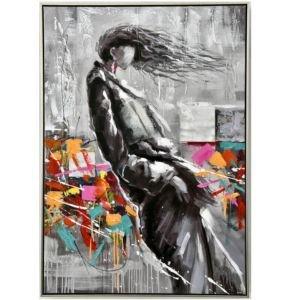 tableau-femme-dans-vent-fond-gris-et-colore-5fe23606e8348